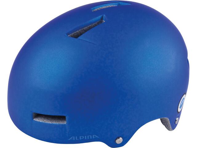 Alpina Airtime - Casque de vélo - bleu
